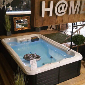DIVE INTO GREAT DEALS | Factory Hot Tub | Floor Model Clearance