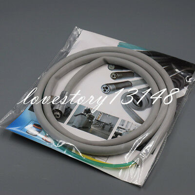 2 Holes Silicone Dental Hose Tubing Hose Tubes For Air Turbine Motor Handpiece