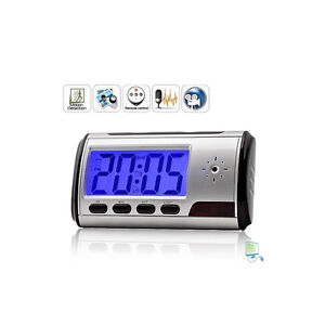 Mini Desk / Travel Clock Camera $99.00