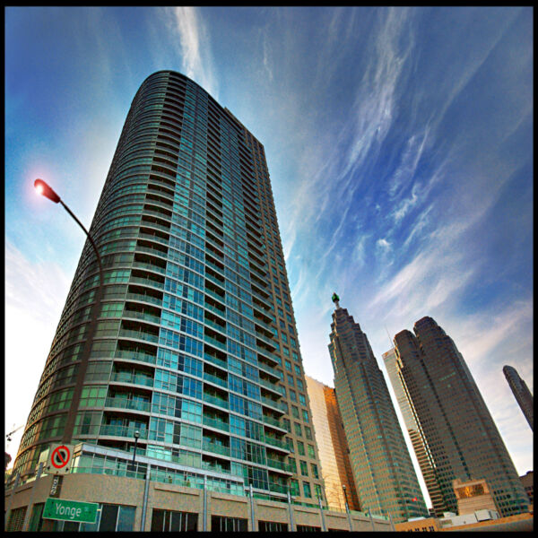 downtown toronto 1 bedroom 1 washroom for rent from 1500 1