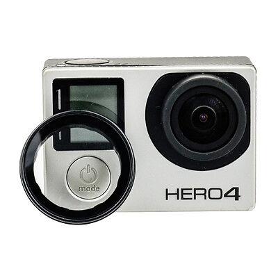 Protective UV Lens Optical Lens Cover For Gopro Hero 4 3+ Camera Accessory