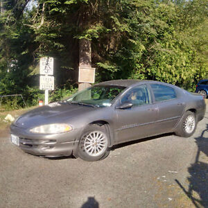 1999 Chrysler Intrepid Sedan - Price Shown OBO