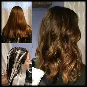 Premium Hair Extensions and Cutting/Coloring/Styling Services Edmonton Edmonton Area image 10