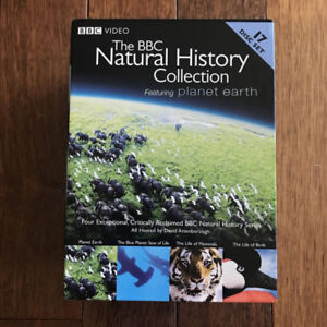 * DVD The BBC Natural History Collection *