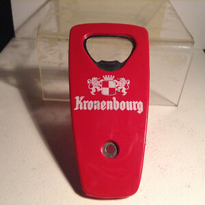 Old Kronenbourg Beer Bottle Opener