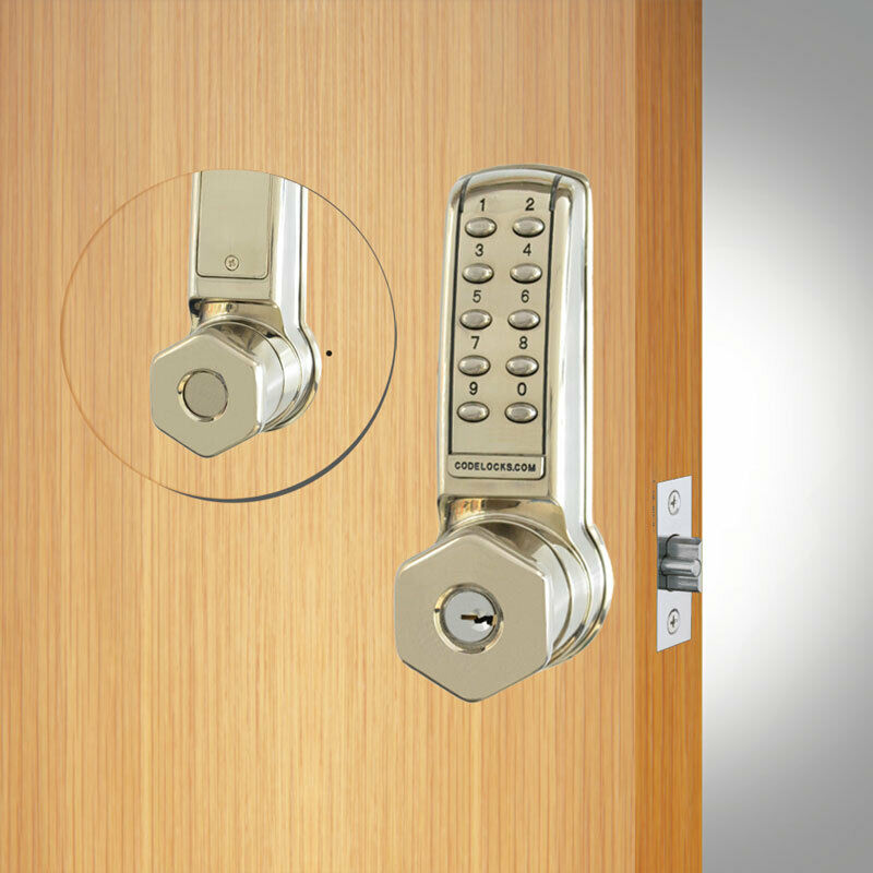 Codelocks CL4010K Electronic Digital Lock (CL4010K)