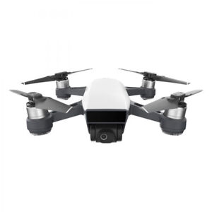 DJI Spark  Drone (NEW) with Controller,  2 batt, prop guards