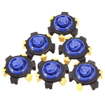 14Pcs Delicate Golf Shoe Spikes Replacement Champ Cleat Fast Twist Tri-Lok