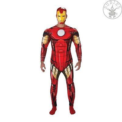 RUB 3887533  Lizenz Kostüm  Iron Man Deluxe Avengers Assamble Adult Erwachsene ()