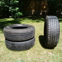 Pair of Michelin Tires