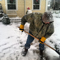 24 Hour- Residential Snow Removal Salt Service Snow Plow