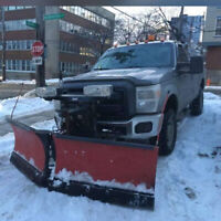 Quality Movers Snow Removal seasonal contracts or per one time