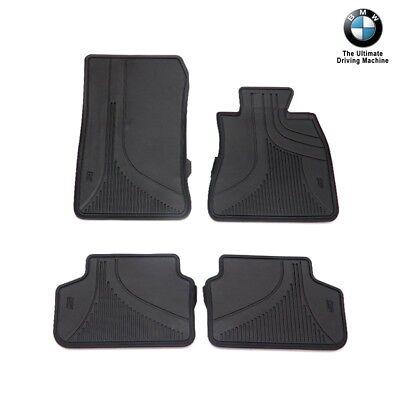 BMW 5 Series G30 Floor Mats Front  Rear All Weather RHD 51472414220 LLOYD