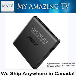 The Best Android TV Box Fully Loaded. Local to Welland