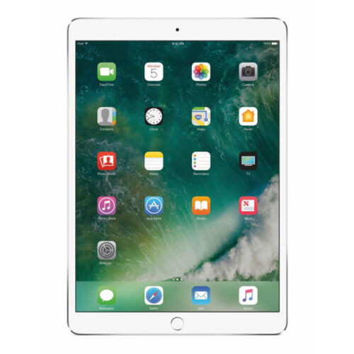 Apple 10.5-Inch iPad Pro (Latest Model) with Wi-Fi 256GB Silver MPF02LL/A
