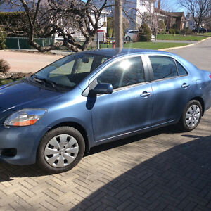 2010 Toyota Yaris Berline