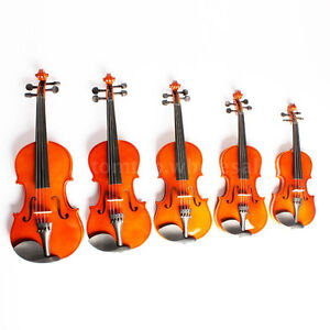 3/4 Size Violin Fiddle Basswood Steel String Arbor Bow BRAND NEW Kitchener / Waterloo Kitchener Area image 6
