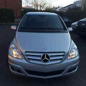 Mercedes Benz 2011 B200 with MB warranty