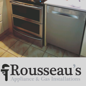 Rousseaus Appliance Installations