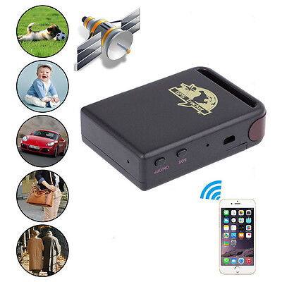 2015 Mini SPY Vehicle GSM GPRS GPS Tracker Car Tracking Locator Device TK102B