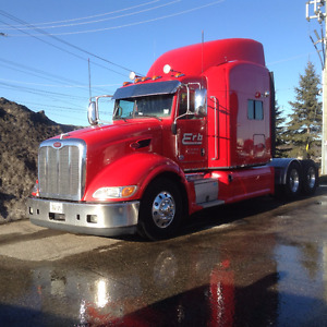 386 Peterbilt Truck 2012