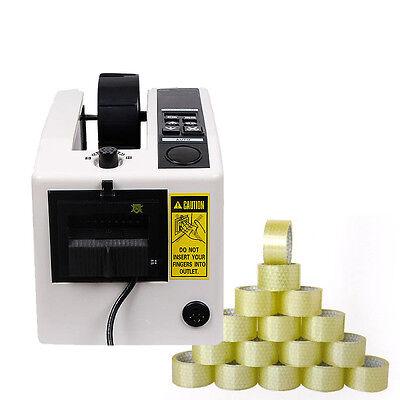 110220v Electronic Automatic Pressure Sensitive Tape Dispenser Cutter Packaging
