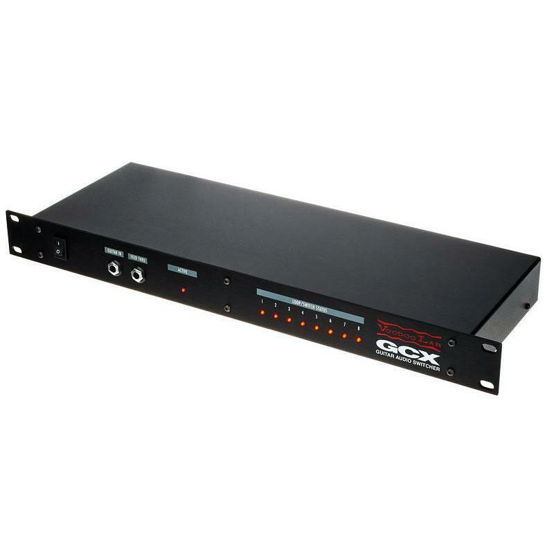 Voodoo Lab GCX Guitar Audio Switcher Looper