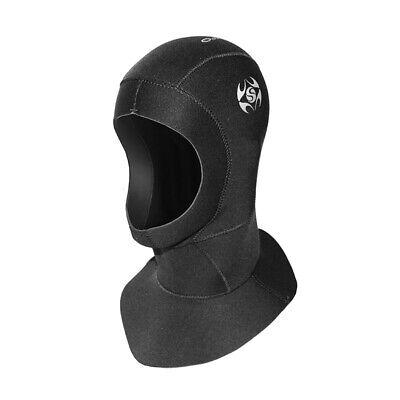 3mm Neoprene Waterproof Scuba Diving Hat Snorkeling Swimming Face Mask Hood Cap 3 Mm Neoprene Hood
