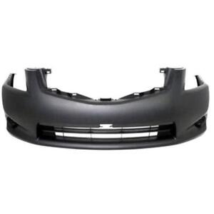 New Painted 2010 2011 2012 Nissan Sentra Front Bumper