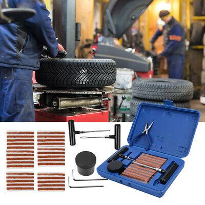 Reifenreparatur Reifen Pannenset Jeep 58tlg PKW Satz Reifenreparaturset für