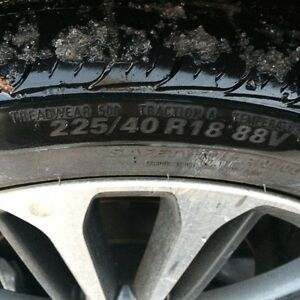 **LOOKING FOR WINTER TIRES & RIMS**