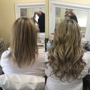 Professional High Quality Hair Extensions – Fusion/Micro/Tape/Na