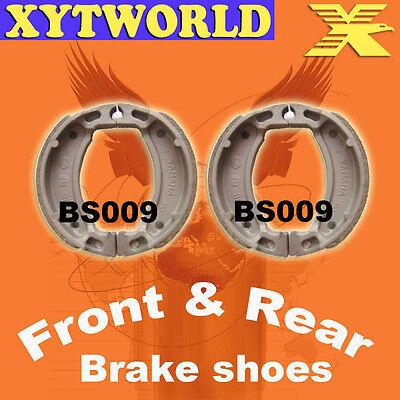 FRONT REAR BRAKE SHOES <em>YAMAHA</em> <em>BWS</em> CW 50 CW50 BI WIZZ