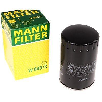 Ölfilter MANN FILTER HU 840/2 für AUDI A6 2.5 TDI VW Golf 3 1.9 TDI Sharan Vento 2022 Flat Panel