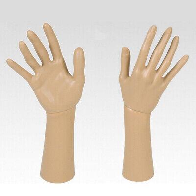 Hand Ring Bracelet Display Stand Holder Shop Crafts Show Model Mannequin Duable