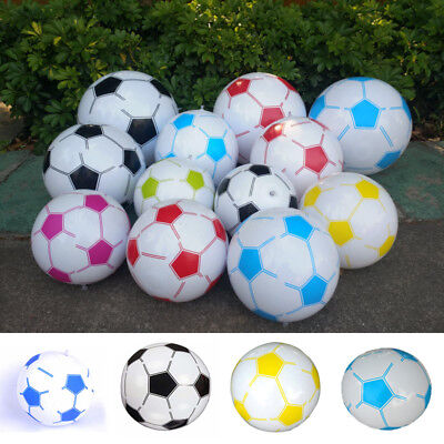 Large Ball Inflatable Football Soccer Kids Toy Swimming Pool Blow Up Beach Home - Kids Blow Up Pool