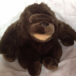 REDUCED Plush Gorilla
