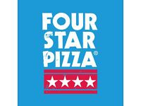 Four Star Pizza Armagh requires delivery drivers