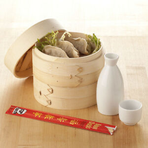 "Town 34206 Bamboo Steamer Set - 6"" Kitchener / Waterloo Kitchener Area image 1"