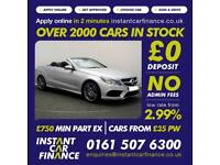 Mercedes-Benz E220 2.1TD ( 175bhp ) 7G-Tronic Plus 2014MY AMG Sport