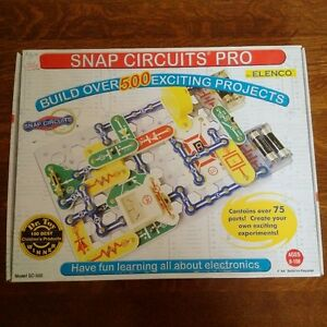 Snap Circuits Pro BRAND NEW