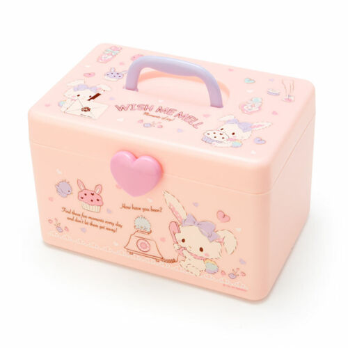Wish Me Mell Box with Handle Sanrio Japan w/Tracking #