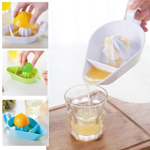 Citron Presse-Fruits Manuel Hand Held Orange Lime Citrus Jus Maker Bar Cuisine Fruits