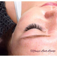 Classic/Dramatic/Hybrid Eyelash Extensions & Lash Lifts