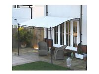 FREE STANDING GARDEN PORCH AWNING