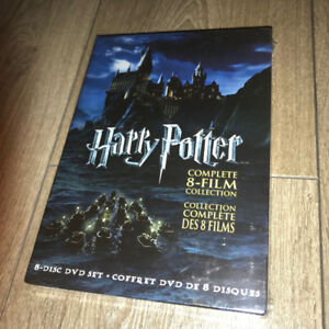 NEW Harry Potter: 8-Film Collection (DVD, 2011, 8-Disc Set)