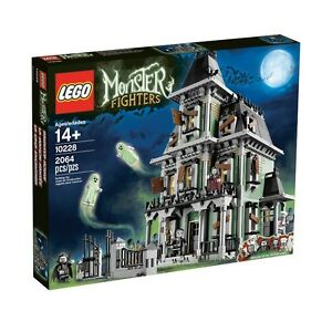 Lego 10228 Haunted House Monster Fighters