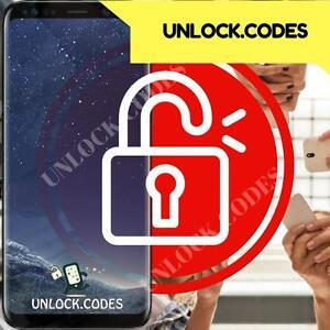 UNLOCK.CODES - Samsung Galaxy S8 / S8 Plus Unlocking