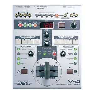 Mixer Video Edirol V-4