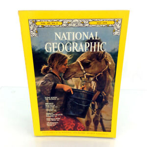 May 1978 National Geographic Magazine Single Issue Outback